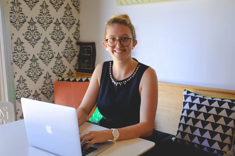 What I learned through interning at The Creative Collective – Lucie Davies
