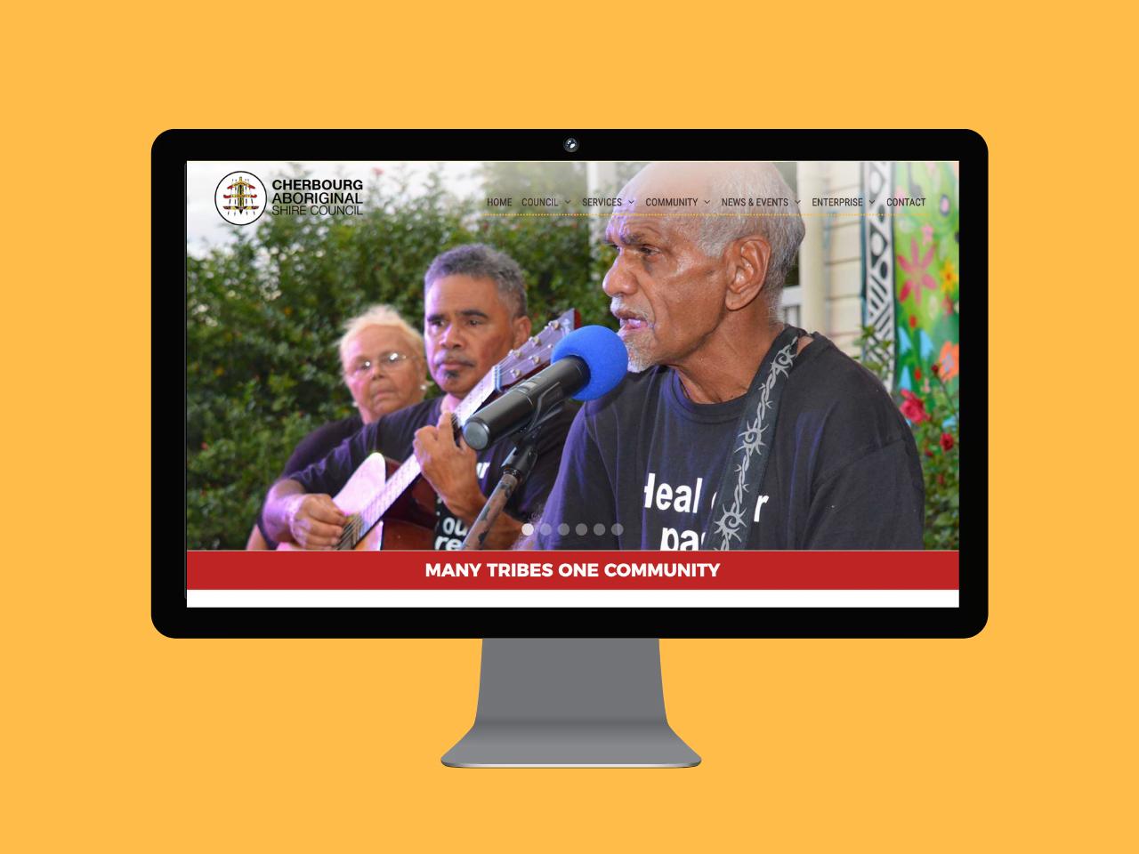 cherbourg-aboriginal-council-website